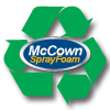 McCown's Recycled SprayFoam