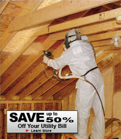 Save up to 50% off your utility bill